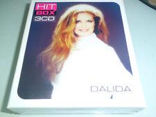 Cd Hit Box by Dalida Coffret (tmb603034)