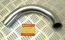 SUZUKI T-20 1967-1969, NEW ORIGINAL EXHAUST PIPE LEFT , 14160-11000