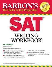 Barron's SAT Writing Workbook (Barron's Writing Workbook for the New Sat)