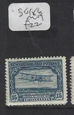 NEWFOUNDLAND (PP2002B)  15C AIRPLANE SG 186   MOG