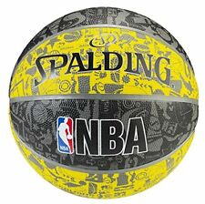 Spalding Ballon Basket-ball NBA Graffiti Outdoor Sz.7