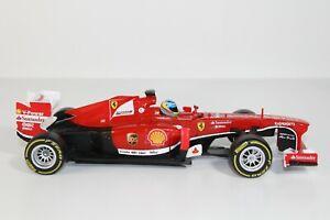 1:24 Scale Ferrari F138 Radio Control Vehicle Maisto R/C Display Car