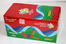 PANINI WC WM GERMANY 2006-mini sticker Display Box incl. 36 SACCHETTI + 10 x album
