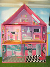 BARBIE DOLL SIZE CALEGO 3D IMAGINATION MODERN DOLL HOUSE *NEW*