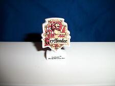 HARRY POTTER GRYFFONDOR COAT CREST LOGO Mini Figurine FRENCH Porcelain FEVES