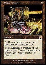 1x Doom Cannon Onslaught MtG Magic Artifact Rare 1 x1 Card Cards