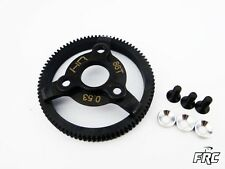 Hot Racing Traxxas Electric Rustler 48p steel 86t spur gear STE886
