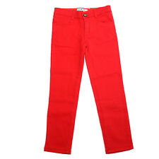 Cape Cod Girls Red Pants Jeans - Size 7-8 New