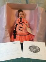 "Madame Alexander Jasmine #1113 10"" Doll Special Edition 1997 w/box w/tags NIB"