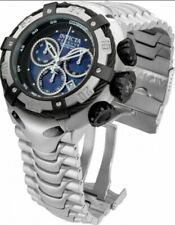 Invicta Reserve Thunderbolt Watch Black Mother of Pearl Swiss Chronograph Mvmt