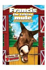 FRANCIS THE TALKING MULE : COMPLETE COLLECTION  -  DVD - REGION 1 - Sealed