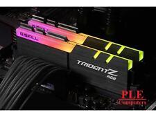 G.Skill 16GB (2x8GB) DDR4 Trident Z RGB 3000MHz[F4-3000C15D-16GTZR]