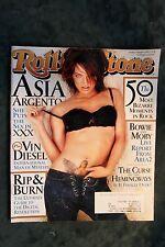 Rolling Stone Magazine - Asia Argento #904 September 5, 2002 (A)