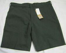 Levi's Straight Chino Green Men Shorts 38