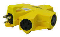 Yellow Jacket 997362 Outdoor 5-Outlet Power Adapter, 15 Amp