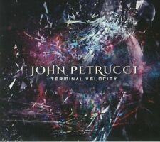 John Petrucci Terminal Velocity CD & 2020 Dream Theater
