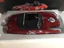 1:18 SCHUCO PORSCHE 356 A CARRERA GT SPEEDSTER # 77 450030700
