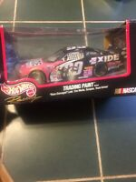 "NIB-1999 Hot Wheels By Mattel Racing, 8"" Trading Paint Series. NASCAR Collection"