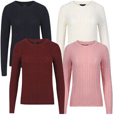 Hip Length Cotton Collared Jumpers & Cardigans for Women