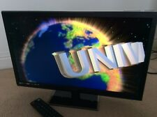 "Technika 24F22B-HD/DVD 24"" ""Slim LED TV DVD Combi HD Ready 720p Freeview HDMI"