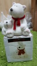 LANDON TYLER CHRISTMAS COLLECTION HANDCRAFTED DECORATION AMAZING BEARS