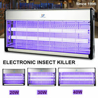 110V 20/30/40W Indoor Mosquito Killer Bug Zapper Insect Killer Lamp Pest Control