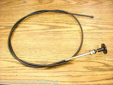 "Exmark Turf Tracer Choke Cable 52"" and 60"" Cut 603336, 1-603336"
