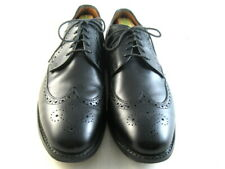 "Allen Edmonds ""MCGREGOR"" Oxfords 12 D  Black  (1072)"