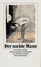 in- DORST : DER NACKTE MANN    857 a   Erstausgabe