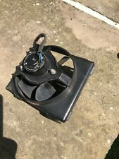 SCORPA SY250 Radiator Fan Only. 2001-2009 Excellent Working Order.  Yam Engine.
