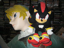 Original Sonic the Hedgehog SHADOW THE HEDGEHOG Soft-Plüsch Plüschfigur Sonic