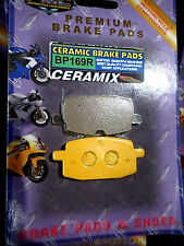 Brake Pads Ceramic ATV Scooter Premium BP169R REPLACES - FA169  -