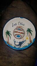 Vintage Pottery Los Cabos Sombrero Ashtray