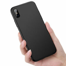 Ultra thin Matte Gel TPU Rubber Soft Silicone Case Cover For iPhone XS Max XR X