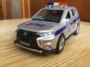 MITSUBISHI OUTLANDER POLICE car  1:38   TECHNOPARK
