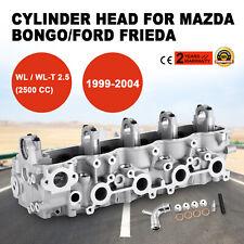 Cabeza de Cilindro Desnuda Culata Para FORD RANGER MAZDA B2500 MPV 12 V Motor