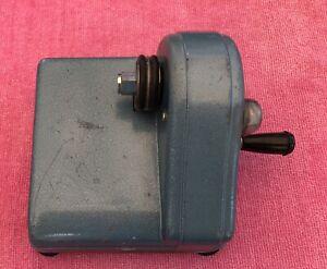 Vintage Fraser Bliss Fabric Cutter Rug Hooking Portable Wool Strip Slitter #1
