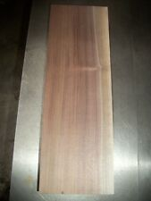 """1 PC WALNUT LUMBER WOOD AIR DRIED BOARD 2 1/16"""" THICK  93S CARVING BLOCK FLAT"""