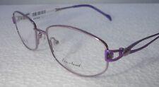 Monture lunettes de vue Femme Eva Sweet Titane Etat neuf REF 47