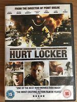 The Hurt Locker DVD 2008 Iraq War Bomb Disposal Thriller Film Movie