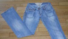 KAPORAL 5 Jeans pour Femme  W 29 - L 34 Taille Fr 37 talia n.c (Réf M121)