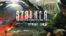 S.T.A.L.K.E.R Clear Sky Region Free PC KEY (Steam)