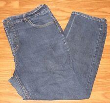 Just My Size - Women's Plus Size Denim Blue Jeans - Size 20W Short - Classic GUC