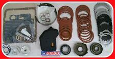 4L65E DELUXE KIT W/ PERFORMANCE RED CLUTHES AND KOLENE STEEL/PISTONS (2004-UP)