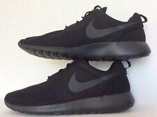 Nike Roshe One Men's US Size 13-14 (511881 026) Black/Black