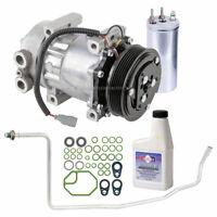 For Jeep Cherokee 2001 AC Compressor w/ A/C Repair Kit DAC
