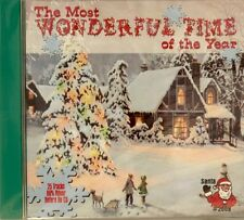 THE MOST WONDERFUL TIME OF THE YEAR - 25 Xmas Tunes