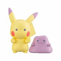 Bandai Pokemon Pocket Monster Maenarae March Figure P2 Ditto Metamon メタモン