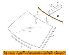 MITSUBISHI OEM 02-07 Lancer Windshield-Upper Molding Trim MR520285