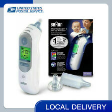 NEW Braun ThermoScan 7 IRT6520 Baby-Adult Digital Ear Thermometer NEW